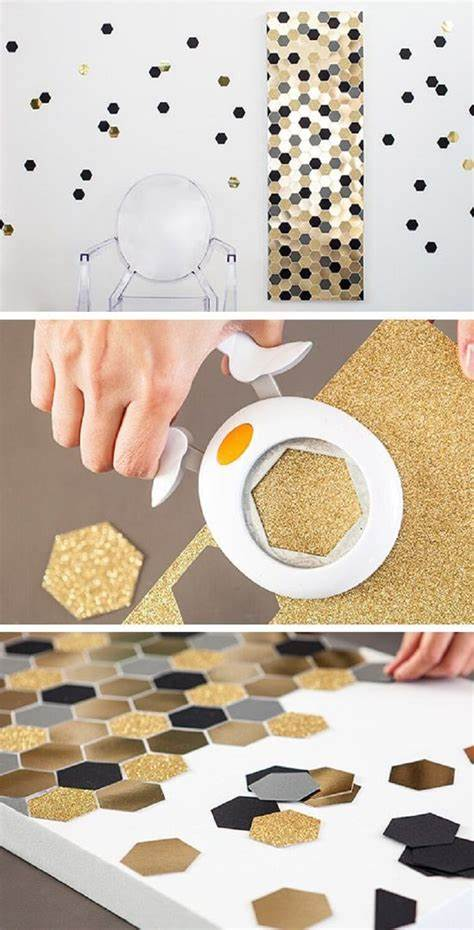 Paper craft is an easy way to decorate the kids room or. 36 Best DIY Wall Art Ideas (Designs and Decorations) for 2018
