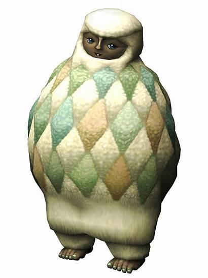 Zelda Yeta Twilight Princess Legend Artwork Personnages