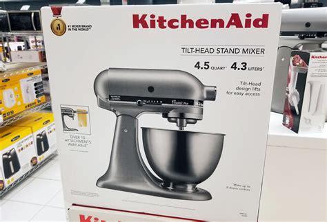 black friday price kitchenaid mixer   macys