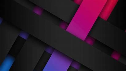 4k Pink Abstract Dark Wallpapers Lines Purple