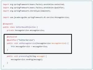 What Is Dependency Injection In Spring