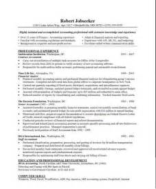 resume objective exles for accounting manager resume sle auditor resume