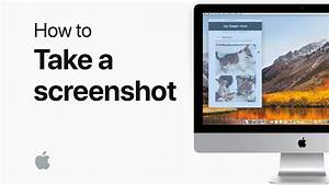 How To Take A Screenshot On Your Mac  U2014 Apple Support