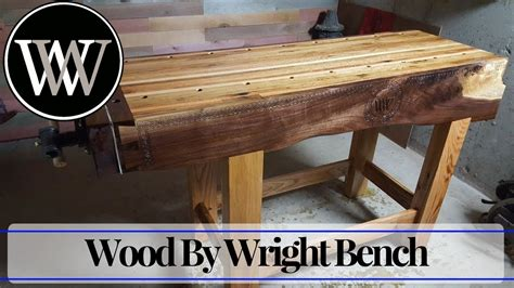 hand tool woodworking bench   wood  wright roubo
