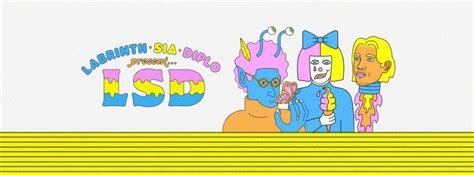 Diplo, Sia And Labrinth Of Lsd Drop Another Hit Single
