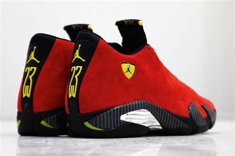 bringing  ferrari  life   air jordan  sneakernewscom