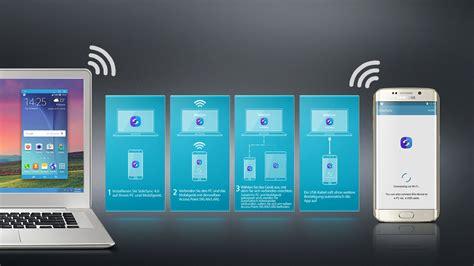 dein samsung geraet mit dem pclaptop verbinden mobile