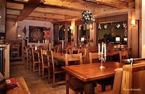 Decoration Interieur Chalet Bois : decoration restaurant bois ~ Zukunftsfamilie.com Idées de Décoration