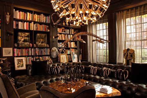 Home Interior Book : Home Library Ideas