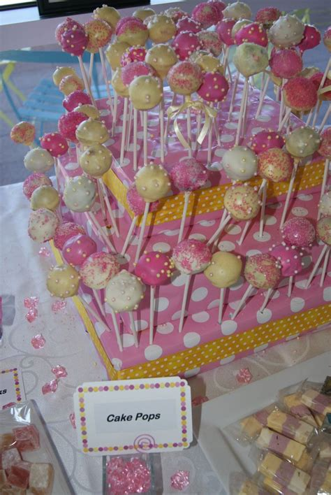 pink dessert table baby shower pink yellow baby shower dessert sweets table cake