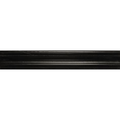 shop marble systems nbs black chair rail