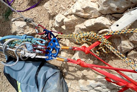 Rock Climbing Knots Essential For