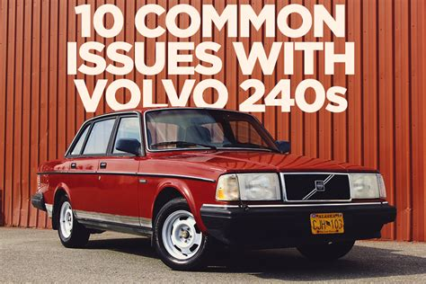 top  common issues  volvo  models