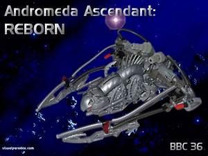Andromeda Ascendant Wallpaper