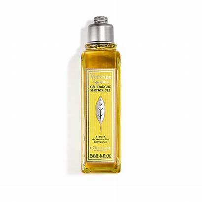 Gel Citrus Verbena Shower 250ml Usa Loccitane