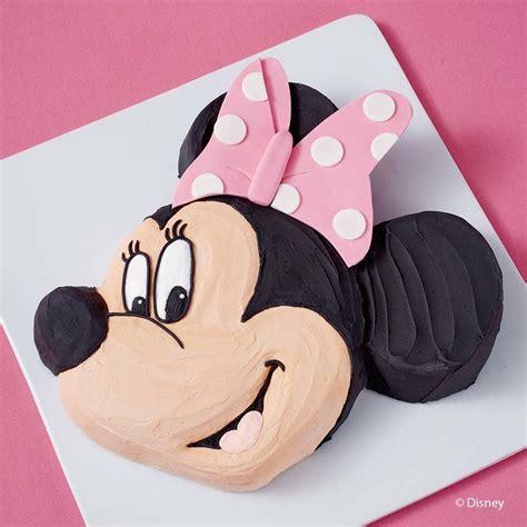 pretty minnie mouse cake wilton