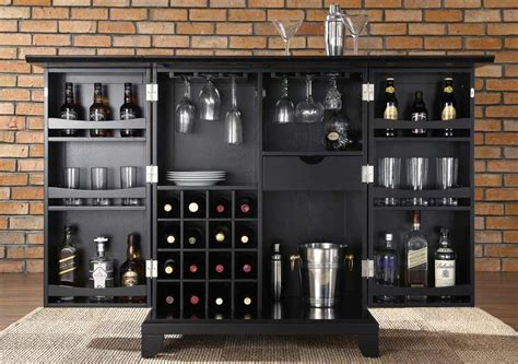 Bar Cupboard Design by Home Bars Feel The Home