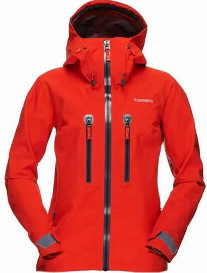 Gore Waterproof Tex Jacket Norrona Womens Pro