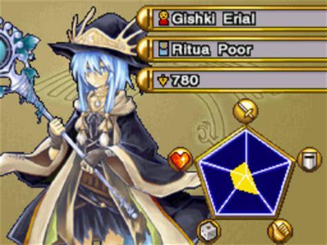 gishki erial character yu gi oh