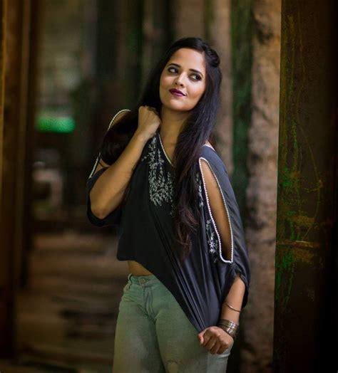 Actress Anchor Anasuya Bharadwaj Latest Hot Ultra Hd