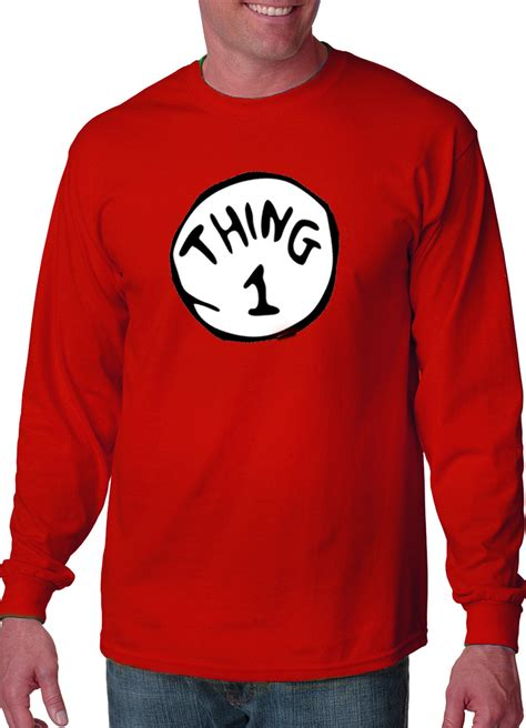 thing one t shirt template thing 1 thing 2 thing 3 8 men s long sleeve t shirt