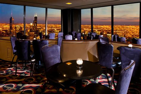 95th Floor Hancock Dinner Reservations by Signature Lounge