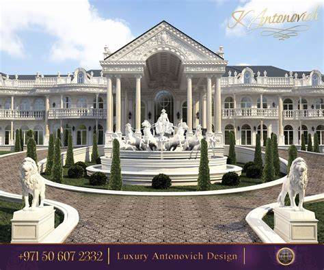 exterior design for palace the place of the rich society luxury mansion decor house design mansions homes house plans
