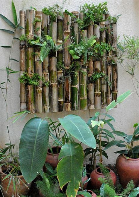 bambus balkon  bambus terrasse super gestaltungen