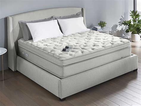 sleep number headboard i10 bed innovation series beds mattresses sleep number