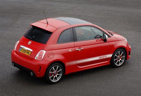 Fiat 500 Abarth 0 60 by Fiat Abarth 500 2008 On