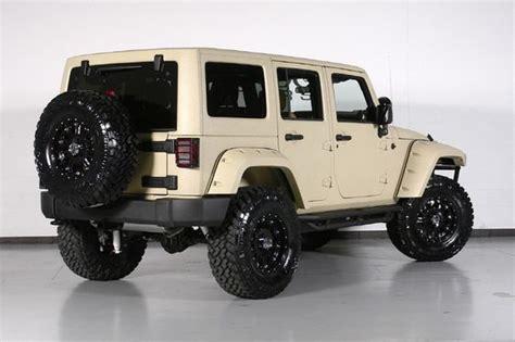 matte tan jeep starwood custom 2012 jeep wrangler unlimited sport with
