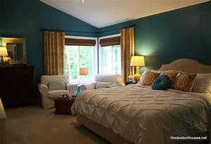 Teal, Paint, Colors, For, Master, Bedroom, U2013, Decoredo