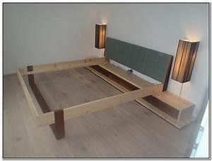 Indirekte Beleuchtung Bauen : indirekte beleuchtung bett selber bauen betten pinterest bett selber bauen bett und ~ Markanthonyermac.com Haus und Dekorationen