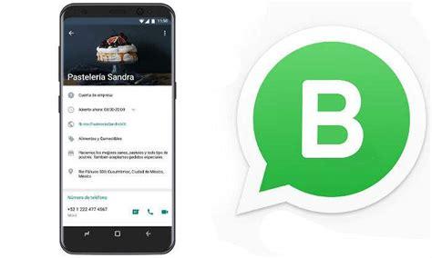 whatsapp business es oficial los negocios desembarcan en