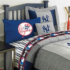 new york yankees full size sheets set With new york yankees bedroom decor