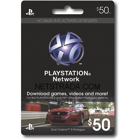 When you gift them with a playstation card for their ps5, ps4 or ps3, you are sure to be the real hero. PSN$50 Sony Playstation Network $50 Gift card PS3 PSN PSP ...