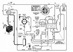 Wiring Diagram Mtd Lawn Tractor Wiring Diagram And By