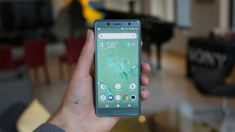 sony xperia xz2 compact on review techradar