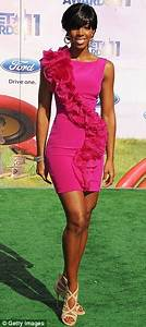 BET Awards: Kelly Rowland steals the limelight in hot pink ...
