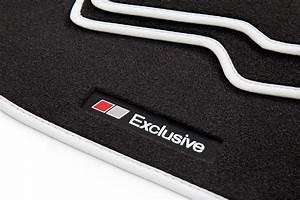 Tapis Audi A3 S Line : exclusive line tapis de sol de voitures adapt pour audi a3 8v sportback 2013 tapis de sol pour ~ Dode.kayakingforconservation.com Idées de Décoration