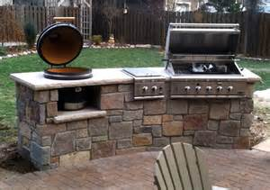 permanent inline outdoor gas grills a built in