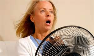 hot flushes in breast cancer hot flushes during menopause halves chances of breast