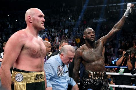 deontay wilder  tyson fury  officially announced