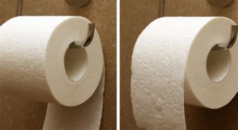 quelle est la bonne direction du papier toilette l inventeur lui m 234 me nous le dit curioctopus fr