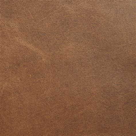 gunnison cognac leather swatch unison