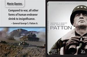 patton | The Au... Movie War Quotes