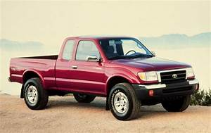 Used 2000 Toyota Tacoma Extended Cab Pricing - For Sale