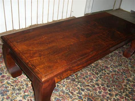 curly koa coffee table finewoodworking
