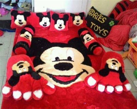 jual karpet karakter mickey mouse di lapak toko boneka dan
