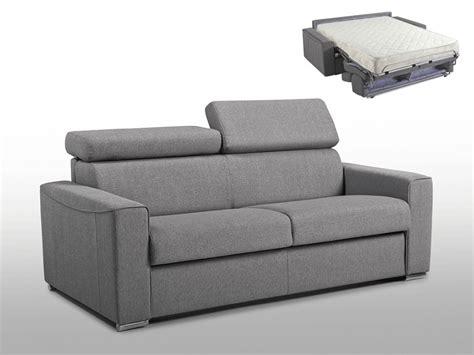 canape convertible couchage regulier canap 233 convertible express tissu en 5 coloris vizir